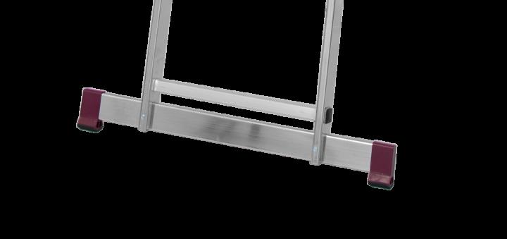 Traverse 50 mm für SprossenLeitern mit Ausstanzung im Holm / Länge 800 mm