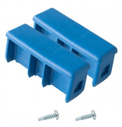 STABILO Kopfstopfen (Paar) 77x25 mm, blau
