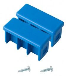 STABILO Kopfstopfen (Paar) 64x25 mm, blau