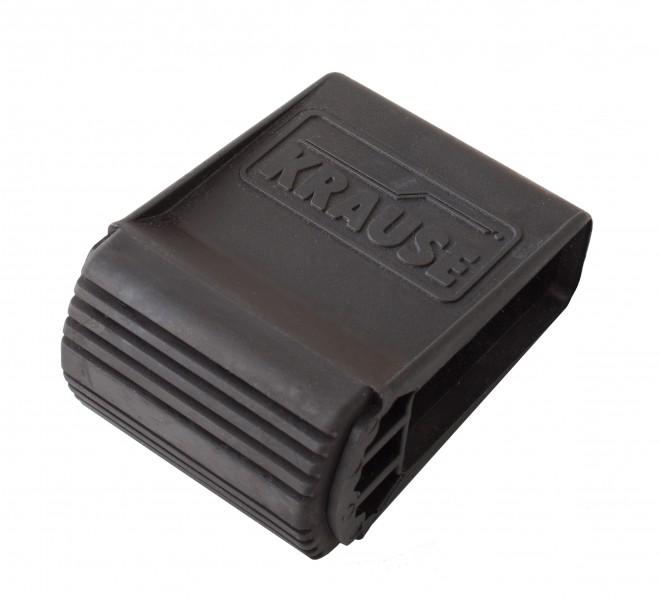 STABILO Ableitfähige Traversenfußkappe 64x25 mm, schwarz