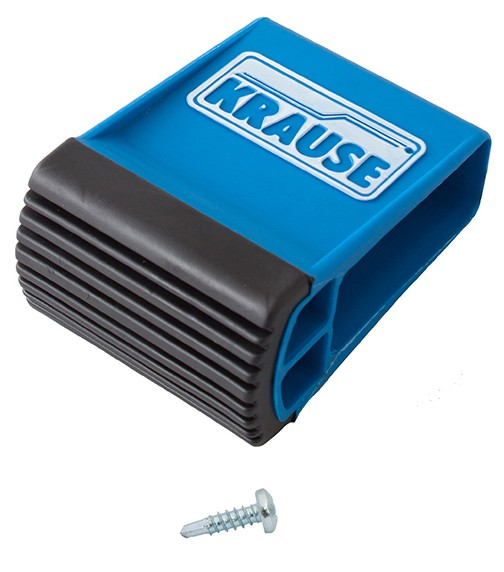 STABILO Traversenfußkappe 64x25 mm, blau