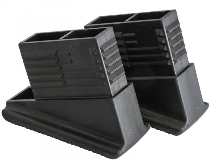 Fußkappe für KlappTreppe 3-5 Stufen hinten (2 Stück)