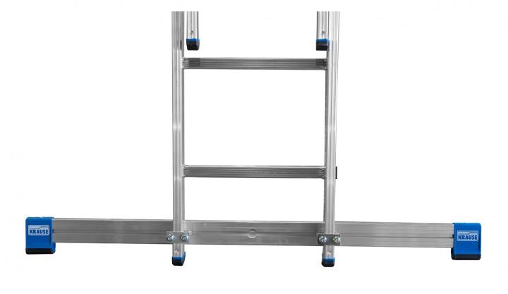 Nut-Traverse für alle STABILO-StufenLeitern und MONTO/STABILO-SprossenLeitern / Länge 1.250 mm