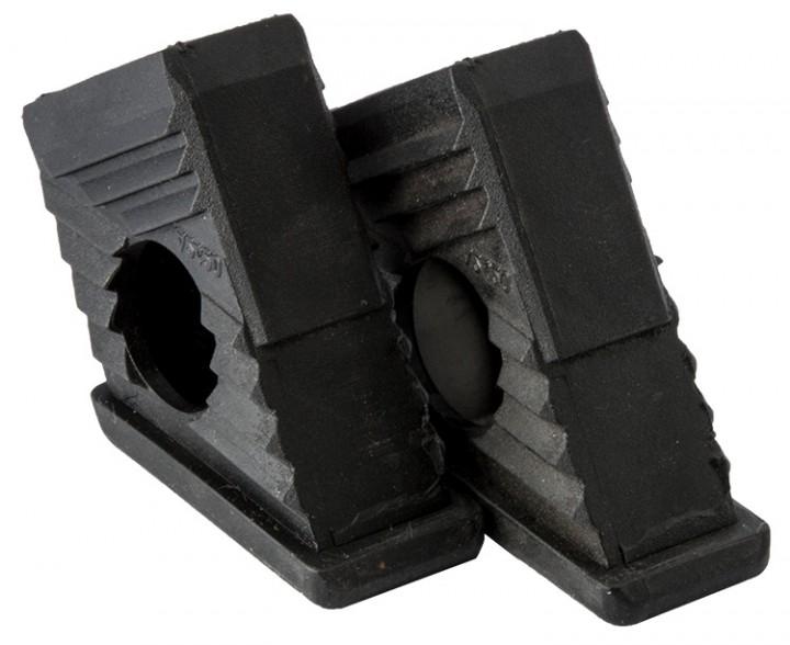 Fußkappe für KlappTreppe 2 Stufen vorne (2 Stück)