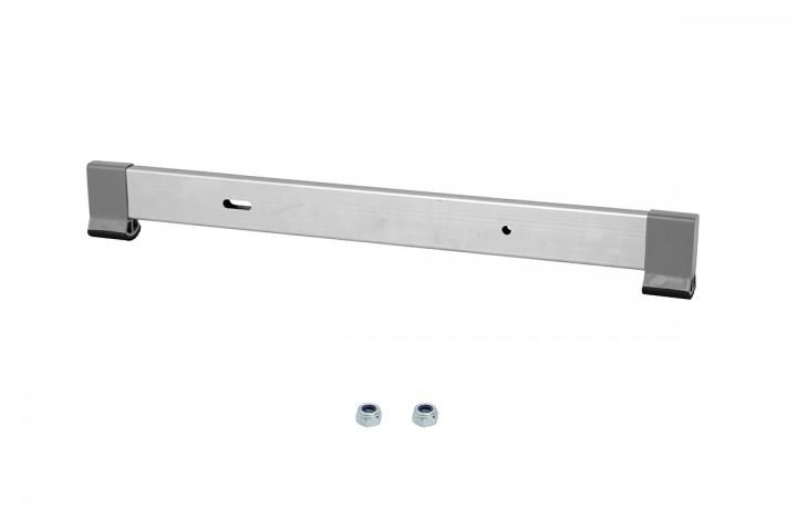 Traverse 61,5 mm für SprossenLeitern mit Ausstanzung im Holm / Länge 995 mm